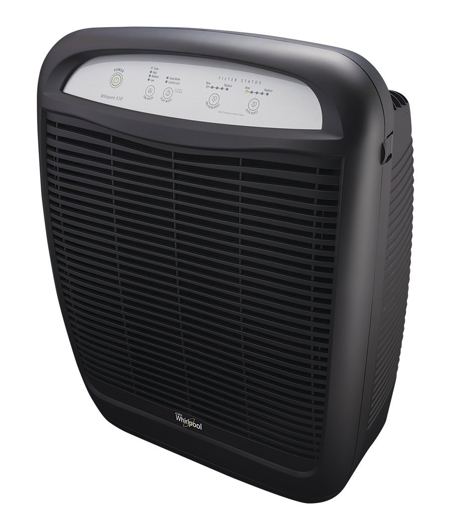 Whirlpool Whispure Air Purifier HEPA Air Cleaner AP51030K